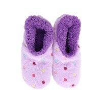Slumbies Ladies Lotsa Dots - Purple