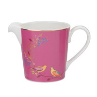 Portmeirion Sara Miller London - Chelsea Pink Cream Jug