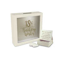 18th Birthday Wish Box