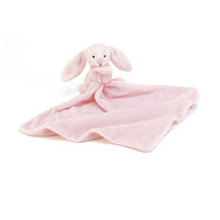 Jellycat Bunny Soother - Bashful Pink