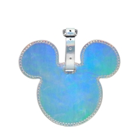 Disney X Salt&Pepper - Luggage Bag Tag - Mickey Pearl