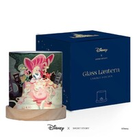 Disney X Short Story Votive Candle Holder - Alice In Wonderland