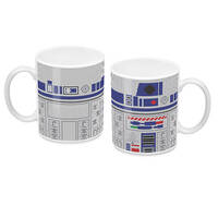 Star Wars Christmas Mug - R2D2