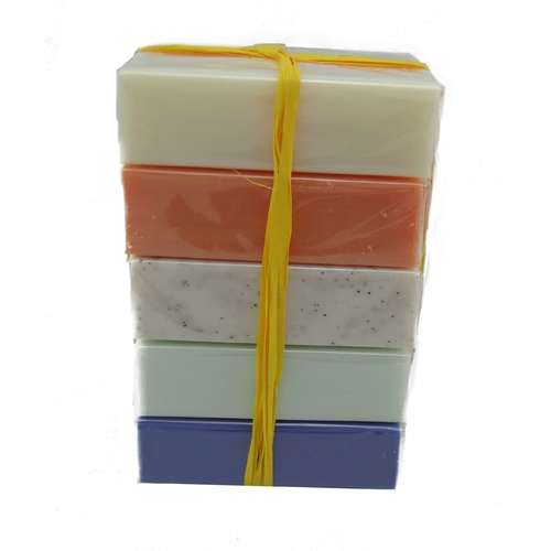 5 Pack of Tilley Soaps - Gift wrapped