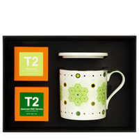 T2 Moroccan Classics Gift Set - Green Spirited