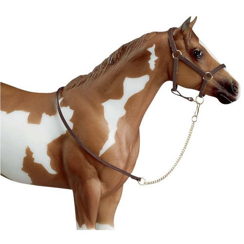 Breyer Traditional - 1:9 Leather Halter and Lead