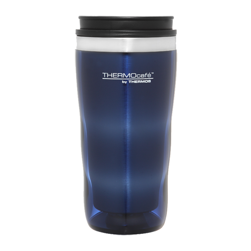 Thermos Stainless Steel Vacuum Insulated Travel Tumbler 470ml - Blue
