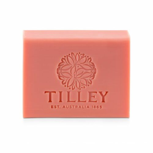 Tilley Fragranced Vegetable Soap - Cherry Blossom