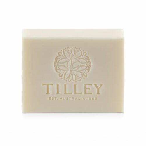 Tilley Fragranced Vegetable Soap - White Flower