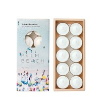 Palm Beach Collection Tealight Collection Gift Set