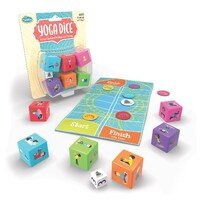 ThinkFun - Yoga Dice