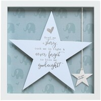 Sentiment Star Frame By Arora - Never Forget