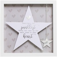 Sentiment Star Frame By Arora - Your Heart