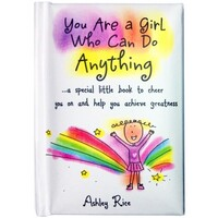 Sentiment Books - You Are A Girl Who