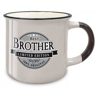 Retro Ceramic Mug - Best Brother