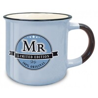 Retro Ceramic Mug - Mr
