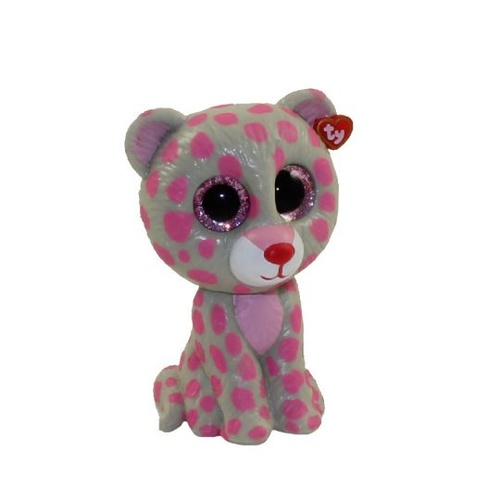 Beanie Boos - Mini Boos Collectible Series 2 OPENED Tasha