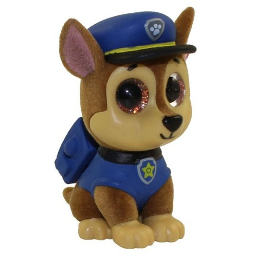 Beanie Boos - Mini Boos Collectible Paw Patrol OPENED Chase
