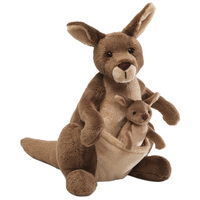 Gund Animals - Jirra The Kangaroo With Joey