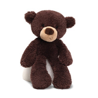 Gund Bears - Fuzzy Chocolate