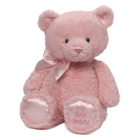 Gund Baby - My First Teddy Pink Large
