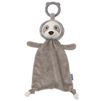Gund Baby Toothpick - Sloth Teether Lovey