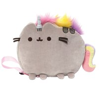 Pusheen Plush Backpack - Pusheenicorn