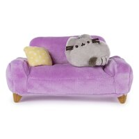 Pusheen Plush 15cm Collector Set - Pusheen On Couch
