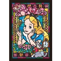 Tenyo Puzzle 266pc - Disney Alice in Wonderland
