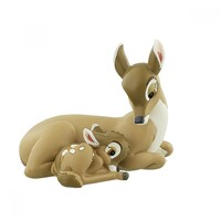 Disney Magical Moments Bambi: Figurine Bambi And Mother 'My Little One'
