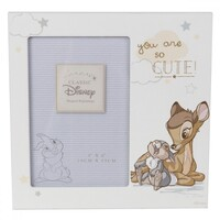 Disney Magical Beginnings Bambi: Photo Frame 'You Are So Cute'