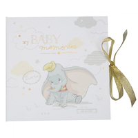 Disney Magical Beginnings Dumbo - My First Year Record Book