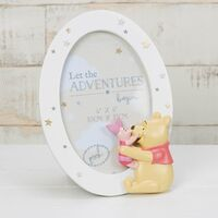 Disney Magical Beginnings Winnie The Pooh: Photo Frame Pooh & Piglet
