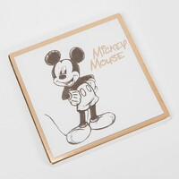 Disney Collectable By Widdop And Co Coaster - Mickey Mouse