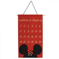 Disney Fabric Advent Calendar - Minnie