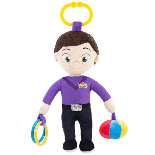 The Little Wiggles - Lachy Activity Toy