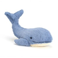 Jellycat Wilbur Whale - Small
