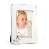Whitehill Baby - Silver Plated Photo Frame - Giraffe