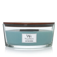 WoodWick Hearthwick Candle - Blue Java Banana