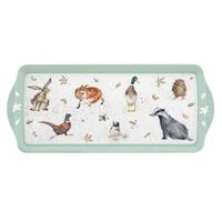 Royal Worcester Wrendale Sandwich Tray