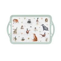 Royal Worcester Wrendale Large Tray
