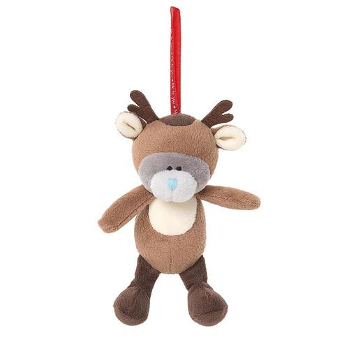 Tatty Teddy Me To You Bear - Christmas Reindeer Hanging Ornament