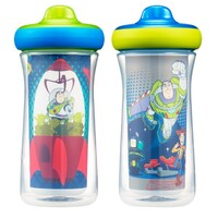 Tomy The First Years Toy Story Insulated Sippy Cups 2 Pack