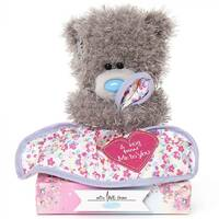 Tatty Teddy Me To You Plush - Hug From Me To You Blanket