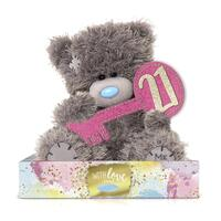Tatty Teddy Me To You - 21st Birthday Key