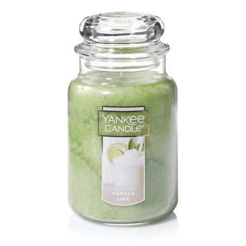 Yankee Candle Large Jar - Vanilla Lime