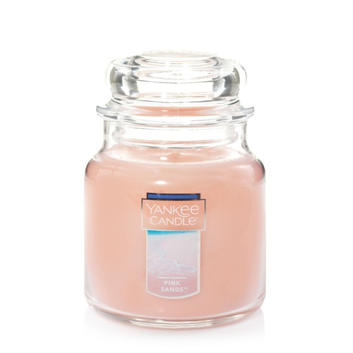 Yankee Candle Medium Jar - Pink Sands