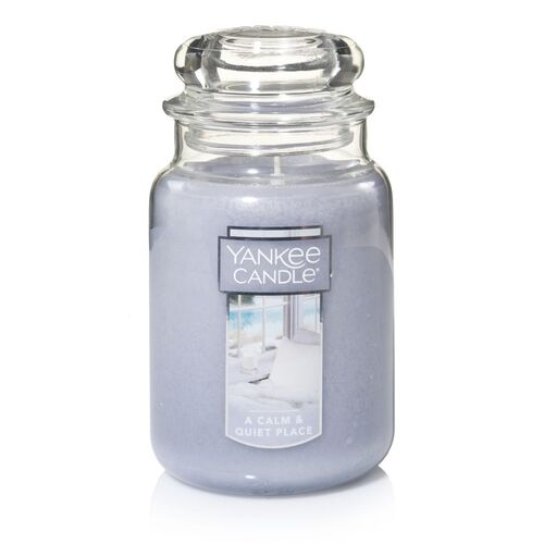 Yankee Candle Large Jar - A Calm & Quiet Place