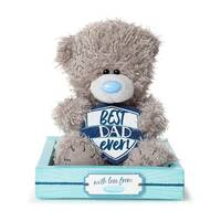 Tatty Teddy Me To You Fathers Day Plush - Best Dad Ever