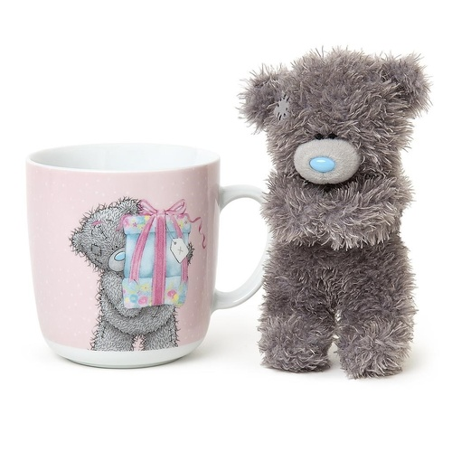 Tatty Teddy Me to You Gift Set - Happy Birthday Mug & Bear